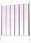 輻射式冷暖房パネル ラジアン暖冷 ハーフタイプ