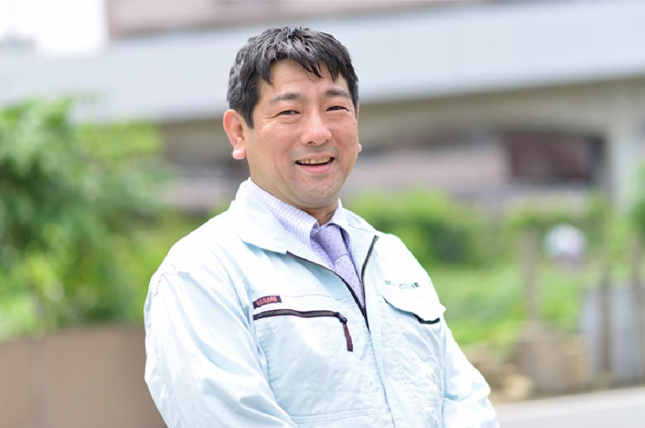 株式会社エコミナミ 代表取締役 佐藤 央