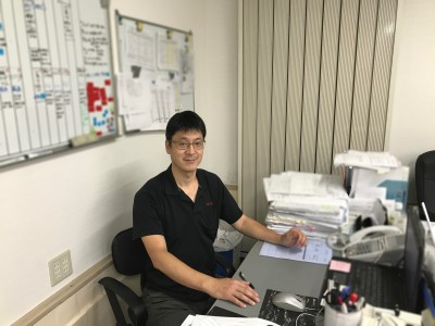 株式会社エコミナミ 営業部 部長 水谷 友紀雄