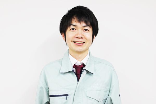 株式会社エコミナミ 営業部 西 仁史