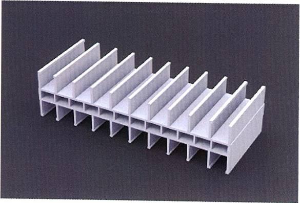 輻射式冷暖房パネル ラジアン暖冷 アルミ製放射パネル